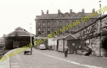 Holyhead Railway Station Photo. London & North Western Railway. (3)