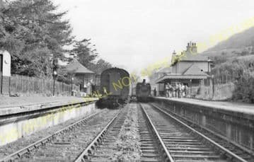 Kentallen Railway Station Photo. Ballachulish - Duror. Appin and Connel Line (5).