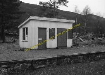 Kildonan Railway Station Photo. Helmsdale - Kinbrace. Forsinard Line. (8)