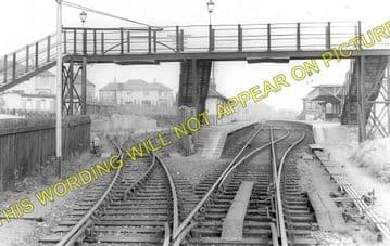 Largo Railway Station Photo. Leven - Kilconquhar. Thornton Junction to Elie. (1)