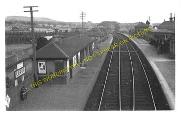 Largo Railway Station Photo. Leven - Kilconquhar. Thornton Junction to Elie. (3).