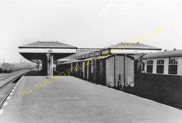 Leicester Central Railway Station Photo. Great Central Railway. (17)