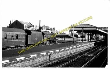 Leicester Central Railway Station Photo. Great Central Railway. (4)
