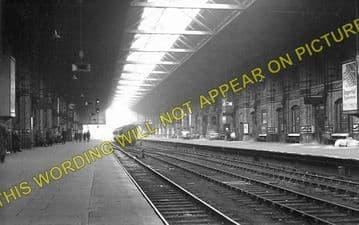 Leicester London Road Railway Station Photo. Midland Railway. (1)..