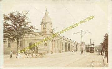 Leicester London Road Railway Station Photo. Midland Railway. (22)