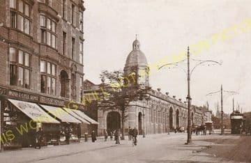 Leicester London Road Railway Station Photo. Midland Railway. (30)