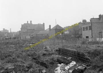 Leicester West Bridge Railway Station Photo. Glenfield Line. Midland Rly (6)