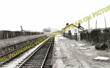Letterston Railway Station Photo. Fishguard - Puncheston. Whitland Line. GWR (1)..