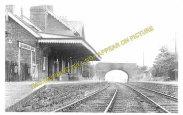 Llanbister Road Railway Station Photo. Llangunllo- Dolau. Knucklas to Builth (3)