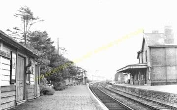 Llanbister Road Railway Station Photo. Llangunllo- Dolau. Knucklas to Builth (6).