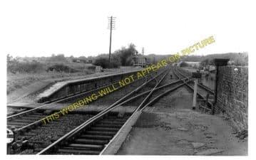 Melton Railway Station Photo. Woodbridge - Wickham Market. Great Eastern. (3)