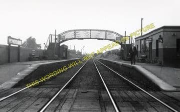 Nethercleugh Railway Station Photo. Lockerbie - Dinwoodie. Caledonian Rly. (1).