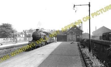 North Berwick Railway Station Photo. Dirleton and Drem Line. North British. (1)