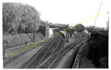 North Berwick Railway Station Photo. Dirleton and Drem Line. North British. (3)