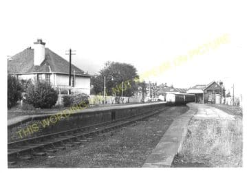 North Berwick Railway Station Photo. Dirleton and Drem Line. North British. (5)