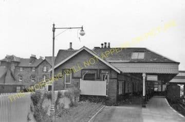 North Berwick Railway Station Photo. Dirleton and Drem Line. North British. (7)