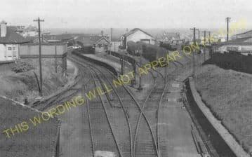 North Berwick Railway Station Photo. Dirleton and Drem Line. North British. (9).