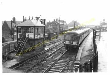 Oakham Railway Station Photo. Manton - Ashwell. Luffenham to Saxby Line. (4)