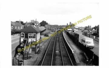 Oakham Railway Station Photo. Manton - Ashwell. Luffenham to Saxby Line. (5)