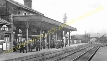 Oakham Railway Station Photo. Manton - Ashwell. Luffenham to Saxby Line. (6)