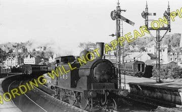 Oban Railway Station Photo. Connel Ferry Line and Taynuilt Line. Caledonian (1)