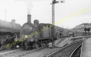 Oban Railway Station Photo. Connel Ferry Line and Taynuilt Line. Caledonian (24)