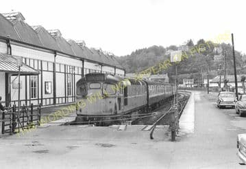 Oban Railway Station Photo. Connel Ferry Line and Taynuilt Line. Caledonian (25)