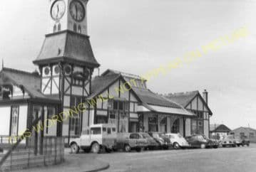 Oban Railway Station Photo. Connel Ferry Line and Taynuilt Line. Caledonian (28)