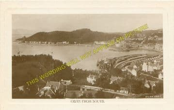 Oban Railway Station Photo. Connel Ferry Line and Taynuilt Line. Caledonian (5)