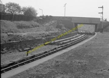 Paisley Abercorn Railway Station Photo. Glasgow & South Western Railway. (5)