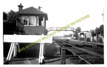 Portlethen Railway Station Photo. Newtonhill - Cove Bay. Stonehaven Line. (1)