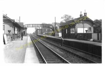 Prestonpans Railway Station Photo. Longniddry - Inversek. Edingburgh Line. (3)