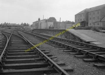 Ramsey North Railway Station Photo. St. Mary's and Holme Line. GNR. (10)