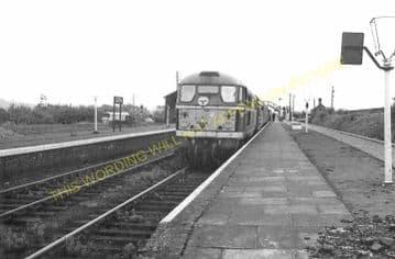 Seaton & Uppingham Railway Station Photo. Rockingham - Morcott. L&NWR. (24)