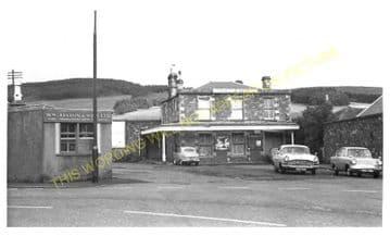 Selkirk Railway Station Photo. Galashiels Line. North British Railway. (3)