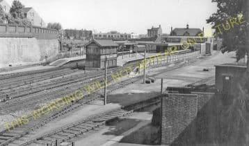 Thornton Heath Railway Station Photo. Norbury - Selhurst. Norwood Line. (17)