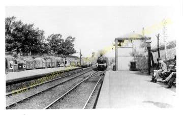 Thornton Heath Railway Station Photo. Norbury - Selhurst. Norwood Line. (6)