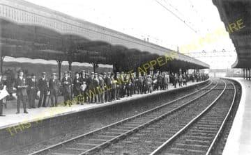 Thornton Heath Railway Station Photo. Norbury - Selhurst. Norwood Line. (7)