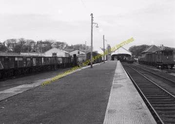 Thurso Railway Station Photo. Georgemas Line. Highland Railway (17)