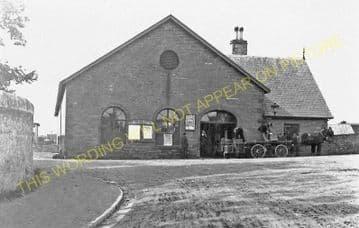 Thurso Railway Station Photo. Georgemas Line. Highland Railway (3)
