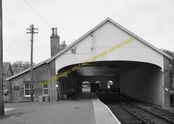 Thurso Railway Station Photo. Georgemas Line. Highland Railway. (13)