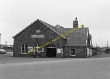 Thurso Railway Station Photo. Georgemas Line. Highland Railway. (8)