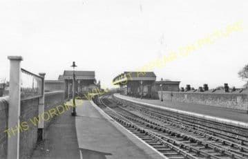 Wanstead Park Railway Station Photo. Leytonstone - Woodgrange Park. (3).