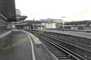 Waterloo East Railway Station Photo. London Bridge - Charing Cross. SE&CR. (3)