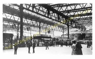 Waterloo Railway Station Photo. London & South Western Railway. (26)