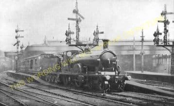 Waterloo Railway Station Photo. London & South Western Railway. (31)