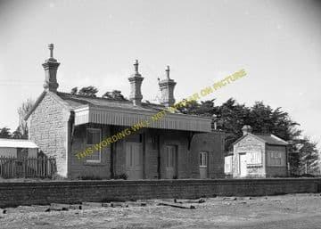 West Bay Railway Station Photo. Bridport, Powerstock and Maiden Newton Line. (10)