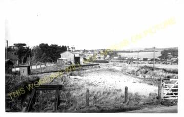 West Bay Railway Station Photo. Bridport, Powerstock and Maiden Newton Line. (15)