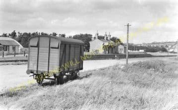 West Bay Railway Station Photo. Bridport, Powerstock and Maiden Newton Line. (23)