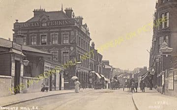 West Norwood Railway Station Photo. Gipsy Hill to Tulse Hill and Streatham. (4)